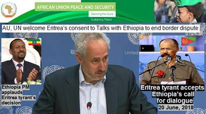 Welcome To EritreaDaily net | Eritrea International News Trove